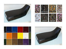 HONDA ATC200S Seat Cover 1984 1985 1986  in BLACK GRIPPER  (non slip)   (ST)