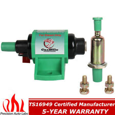 Universal Micro Electric Fuel Transfer Diesel Pump 35 GPH 4-7PSI 12V 5/16'' 12D