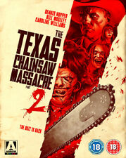 The Texas Chainsaw Massacre 2 Limited Edition Blu-Ray