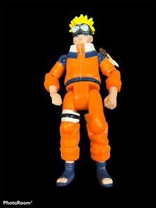 """2002 Naruto Uzumaki Action Figure 5"""" Masashi Kishimoto"""