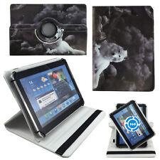 Rabe Wolf Tablet Tasche für 10 Zoll Huawei Mediapad M5 Pro 10.8 Schutz Hülle