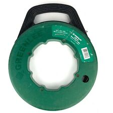"Greenlee 438-20 Steel Fish Tape 50' x 1/8"" x 0.060"""