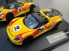 Carrera Evolution 20027599 27599 PORSCHE 918 Spyder NEU OVP