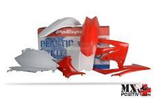 KIT PLASTICHE COMPLETO HONDA CRF 450 R 2011-2012 POLISPORT P90423  COLORE OEM