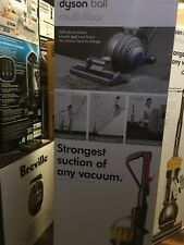 Dyson 206900 01 Ball Multi Floor Upright Corded Vacuum, Yellow and Iron