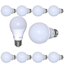 10x 10W E27 800lm Warmweiß LED Birne Strahler Beleuchtung Leuchte Lampe Warm E10