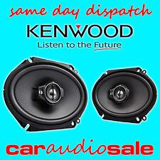 """Kenwood kfc-ps6895c 6 """"x8"""" Pulgadas 360 W de 3 vías Altavoces Coaxiales mismo envío del día"""