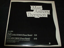 "MARC ANTHONY THOMPSON ~ LOVE COOLS DOWN  12"" MINT/ NEVER PLAYED / PROMO-RARE"