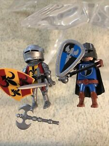 playmobil knights lot Castle Armor Sheilds