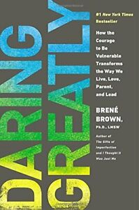 Daring Greatly by Brene Brown Book The Fast Free Shipping
