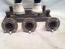 Vintage CANNON UA-P5-13 Female Chassis Mount 5-pin Connector 50's United Nations
