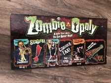 Zombie-Opoly - Zombie Theme Monopoly Board Game - Late for the Sky