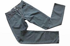 PT05 Jeans: 34 Soft medium grey, 5-pocket, cotton/elastan