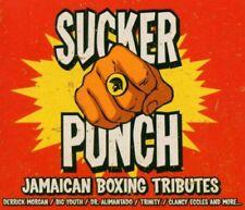 Sucker Punch: Jamaican Boxing Tributes / Derrick Morgan, Big Youth (CD, Trojan)
