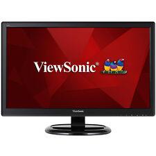 ViewSonic VA2265SM-3 schwarz 22 Zoll Full HD Monitor VGA DVI 2x2W