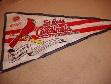 2013 St Louis Cardinals League Champions Pennant Flag 2014 SGA