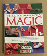 Practical Encyclopedia of Magic -Cards,Matches,Rope,Silk, Thimbles & Money