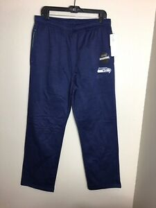 NWT Majestic Seahawks Mens Therma Base Sz L Reflective $60