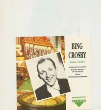 Bing's Best by Bing Crosby (CD, Oct-1999, Charly Records (UK))