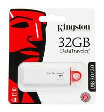 Kingston DataTraveler 32GB USB 3.0 Flash Drive Fast Free Shipping from Canada
