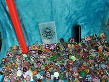 1990's POGS & 25 SLAMMERS VINTAGE LOT WITH CASES-GREAT ASSORTMENT