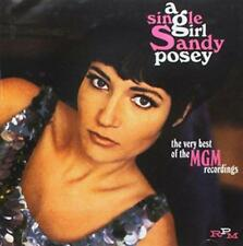 Sandy Posey - A Single Girl; Very Best Of Th (NEW CD)