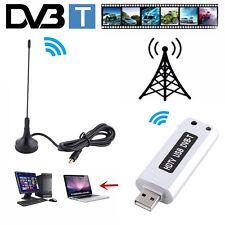 USB2.0 Digital DVB-T SDR+DAB+FM HDTV Tuner Receiver Stick Antenna FC0012+2832U