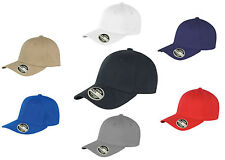 New Unisex Flexible Fit Fitted Baseball Cap Classic Summer Hat