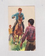 Dessin ORIGINAL HOCHET bande de cahier 19 1956 w. propre