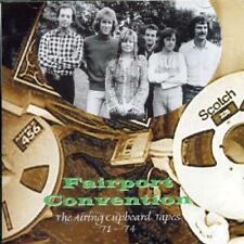FAIRPORT CONVENTION - THE AIRING CUPBOARD TAPES 71-74 (NEW SEALED) Folk