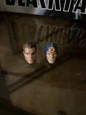 Multiple Man Heads LOT X-men Marvel Legends Apocalypse Wave USA BUYERS ONLY