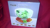 MULTI FUNCTION CAKE STAND PUNCH SALAD DIP BOWL wth LID