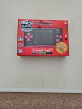 Qingshe Rs-1/Qs4 Handheld Game Console Player Black with Pink New In Open Box