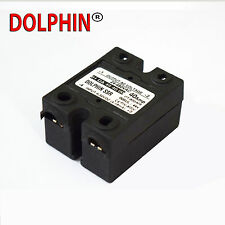 Solid State Relay  SSR DC to AC  rating -  10 A   Make - Dolphin