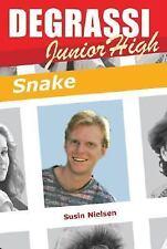 Degrassi Junior High: Snake-ExLibrary