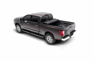 BAK Industries For 04-15 Nissan Titan 6ft 6in BAKFlip MX4 Truck Bed Cover 448504