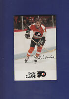 Bobby Clarke HOF 1988-89 ESSO All-Stars Hockey #16 (NM+) Philadelphia Flyers