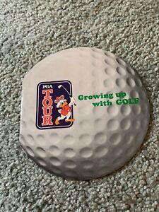 1981 PGA Tour Golf Promotional Guide Tom Watson Lee Trevino Ben Crenshaw