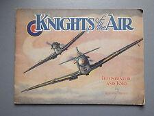 R&L Book: Knights of the Air, Roland Davies, Valentine's Chummy, WW2 Aircraft