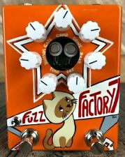 ZVex Russian Fuzz Factory 7 Pedal