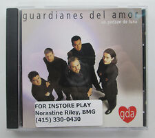 Guardianes del Amor - Un Pedazo de Luna CD - Mexican Grupero Act - PRE-OWNED