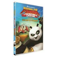 Kung fu panda l'incroyable légende volume 2 Le dard de scorpion DVD NEUF