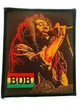 Bob Marley Original 1980's Patch Mint