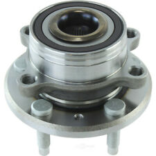 Axle Bearing and Hub Assembly-C-TEK Hubs Front,Rear Centric 401.61001E