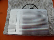 authentique boucle de ceinture hermès  en acier palladié neuve