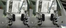 SHIMANO ALTUS CT91 FRONT AND REAR CANTILEVER SILVER BICYCLE BRAKES--ONE PAIR