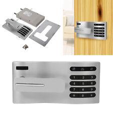 Induction Touch Keypad Password Key Lock Digital Electric Cabinet Coded Locker J