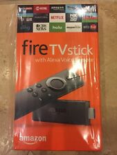 BRAND NEW, ORIGINAL/GENUINE AMAZON FIRE TV STICK VOICE ALEXA REMOTE,  2nd GEN.