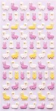 Cute Kawaii Puffy Alpaca Llama Japanese Stickers Alpacasso Arpakasso Stationery