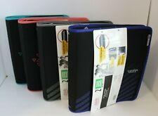 Five Star Zipper Binder 2 Inch 3 Ring Xpanz 380 Sheet Capacity You Pick Color